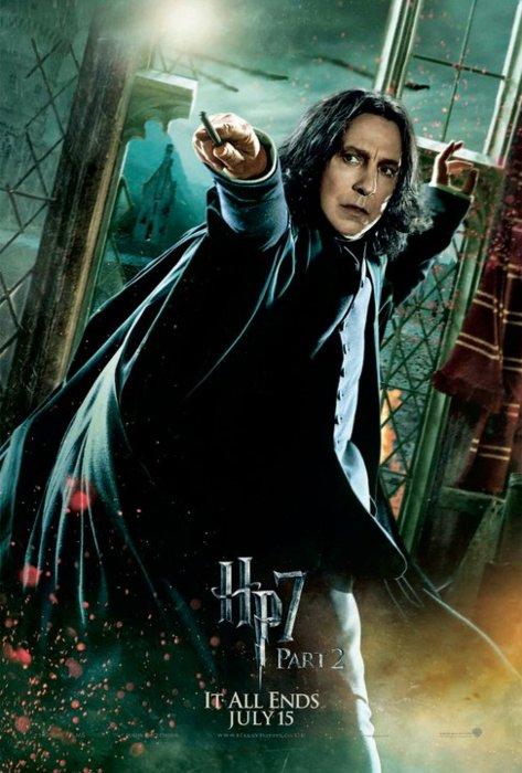 Go Snape!